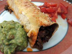 Enchiladas mit Hackfleischfüllung (1)