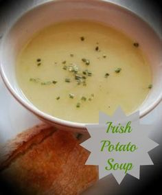 Blog post at Frugal Fanatic : Here is a simple Irish Potato Soup recipe. This is a perfect soup recipe to make for your family during the colder months of the year. I lov[..]
