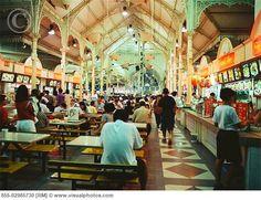 Lau Pa Sat Festival Market, Singapore.