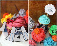 Akashi Seijuro Cupcake