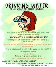 Funny pictures about Drinking Water Fact. Oh, and cool pics about Drinking Water Fact. Also, Drinking Water Fact photos. Health And Nutrition, Health And Wellness, Health Fitness, Nutrition Tips, Health Facts, Drinking Water Facts, Get Healthy, Healthy Tips, Healthy Choices