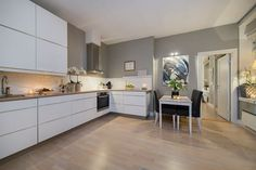 Bolig til salgs Kitchen Cabinets, Real Estate, Oslo, Table, Furniture, Home Decor, Rome, Real Estates, Decoration Home