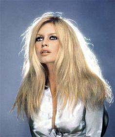 Brigitte Bardot by Sam Levin, 1967