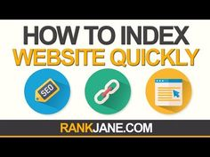 Here's a quick guide to indexing your website by RANKJANE.com  #SEO #Smallbusiness  www.bigfootprintmarketing.com