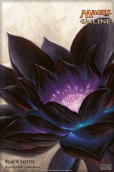black lotus tattoo mtg - Google Search