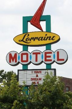 lorraine motel, memphis tennessee