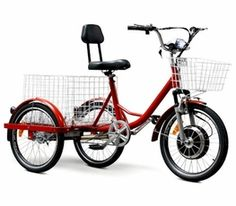 Stay on the go no matter your physical limitations with the eWheels mobility scooter. eWheels scooters run smooth and fast! The Ewheels medical and recreational scooters are top of the line for all your mobility needs. Velo Tricycle, Adult Tricycle, Trike Bicycle, Cargo Bike, Electric Tricycle, Electric Scooter, Electric Mopeds, Three Wheel Bicycle, 3 Wheel Scooter