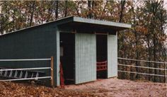 Pole Barn Kit Stall Building Frame #242 portable barn, horse barn kits, portable horse shelter, run in sheds, loafing shed, diy pole barns, diy barn kit, pole barn packages, modular barn, from Klene Pipe Structures