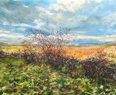 Gallery: Scenes - Paint for Me Irish Blessing, House Painting, Blessings, Ireland, Trees, Scene, Oil, Landscape, Portrait