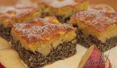 Vybrali sme dvadsať overených receptov na jablkové koláče - Žena SME Köstliche Desserts, Delicious Desserts, Czech Recipes, Oreo Cupcakes, Mexican Food Recipes, Ethnic Recipes, 20 Min, Sweet Cakes, Pavlova