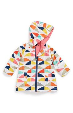 Marimekko Raincoat (Baby Girls) available at #Nordstrom