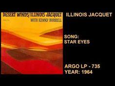 ILLINOIS JACQUET - DESET WINDS - FULL ALBUM 1964 - JAZZ KENNY BURRELL
