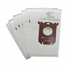 10 Pcs Dust Bag Vacuum Cleaner bag For Philips Electrolux FC8202 FC8204 FC9087 FC9088 HR8354 HR8360 HR8378 HR8426 HR8514