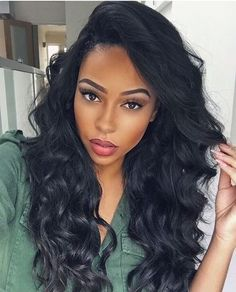 USD73.99 Soft Best Natural Looking 100% Human Hair Lace Front Wigs Curly/Straight/Body Wave/Wavy/Kinky Straight Hairstyle African American Long Bob Free Part/Middle Part Glueless Full Lace Virgin Brazilian Human Hair Wig Natural Black Brown High Density H