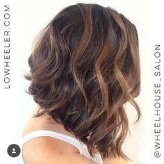 Chocolatey goodness! @lo_wheelhouse toned this with #KenraColor Demi 6N/7B. #BrunetteHair #FallHair #Kenra