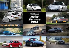 This time its the Best Stance cars from the year.