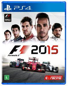 FORMULA 1 - 2015 (PS4)
