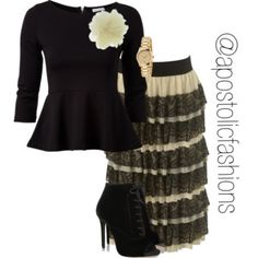 Apostolic Fashions #1607