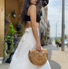 The Summer Edit: White Skirts White Linen Skirt, White Skirts, Castaner Espadrilles, Zara Tops, Summer Looks, Fashion Bloggers, My Wardrobe, Warm Weather, Spring Fashion