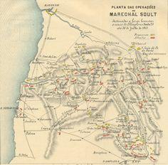 ⚔ 24. Juni 1813 – Gefecht an der Straße von Pamplona (1. Husaren-Regiment King's German Legion) ➹
