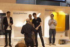 Electrolux Design Lab Final 2010, London     Hệ thống siêu thị điện máy HC  http://hc.com.vn/dien-lanh/dieu-hoa.html