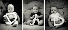 So cute. I think I'll do one for my son-in-law with one photo of each of their 3 kids.