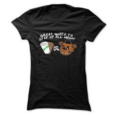 Five Nights At Freddys T Shirt,Freddys Shirt,Great Ways T Shirts, Hoodies, Sweatshirts - #t shirts design #cool tee shirts. SIMILAR ITEMS => https://www.sunfrog.com/Video-Games/Five-Nights-At-Freddys-T-ShirtFreddys-ShirtGreat-Ways-to-Stay-All-NightCoffe-or-Freddys-Video-Game-T-ShirtGamers-ShirtCoffe