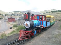 Looking forward to taking Albert and Katie to ride this train in Cripple Creek, CO.