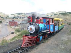 Cripple Creek Railroad | Photo Gallery