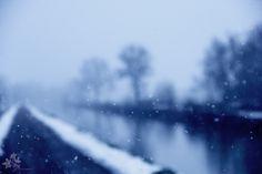 Je suis née en hiver by Céline Campillo on 500px