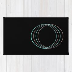 The Whole Shebang Rug by Jensen Merrell Designs | Society6