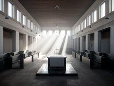 Dom Hans van der Laan, Jeroen Verrecht · Saint Benedict Abbey