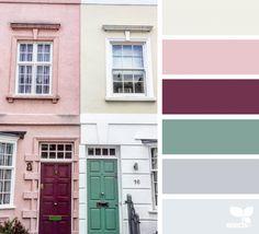 A Door Hues | design seeds | Bloglovin'