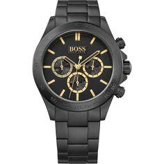 Reloj hugo boss black & gold 1513278
