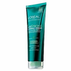 Buy L'Oreal Paris EverStrong Thickening Shampoo with free shipping on orders over $35, low prices & product reviews | drugstore.com