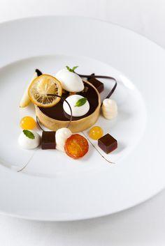 Nice dessert.
