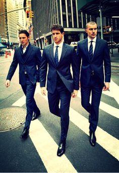 The Bosses. Slim Fit