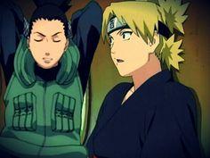 Shikamaru and temari love