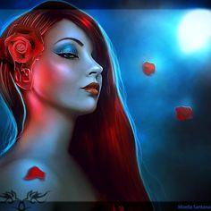 Digital Art by Mirella Santana