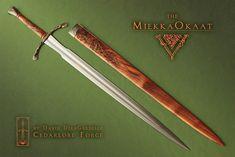 Beautiful custom hand forged swords - Album on Imgur