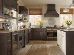 46 Kitchens With Dark Cabinets (Black Kitchen Pictures) | Kitchen Cabinets  Pictures, Black Kitchens And Timeless Kitchen