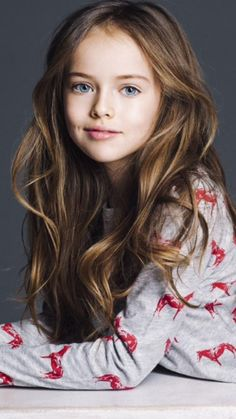 (Kristina Pimenova) This is my sister, Alexis, though, everyone calls her Alex. She's 10 years old. She loves drawing, and when I was home, I was teaching her to paint-Theo