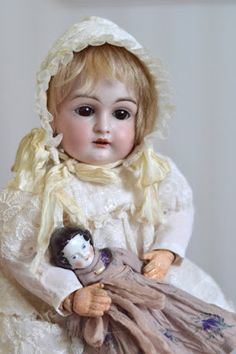 ... For the soul: dolls