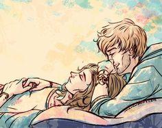 I love Larry fanart so much~ ^.^