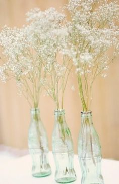 40 Sweet And Delightful Ideas Of Using Baby's Breath In Your Wedding | Weddingomania - Weddbook