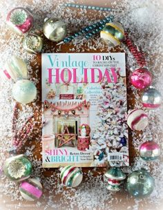 Welcome November: Holiday Whiplash and Magazine Feature – Home is Where the Boat Is Welcome November, Happy November, Peach Dumplings, November Holidays, Christmas Tablescapes, Window Boxes, Easter Table, Cookies Et Biscuits, Christmas Bulbs