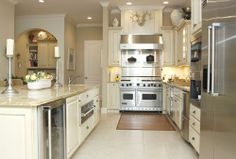 professional kitchen designs - Google Search