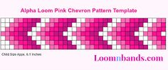 Alpha Loom Pink Chevron Pattern Template.png