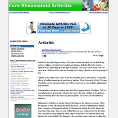 Foods for People with Arthritis ** Check this out by going to the link at the image.