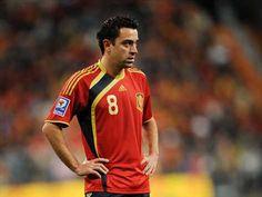 Xavier Hernández (Fútbol) Centrocampista del F.C. Barcelona Palmarés de Club: -8 Campeonatos de Liga -2 Campeonatos de Copa del Rey -3 Ligas de Campeones -2 Super Copas de Europa -2 Mundialitos de Clubes Palmarés Selección Española -Campeón de Europa en 2008 y 2012 -Campeón del Mundo en 2010